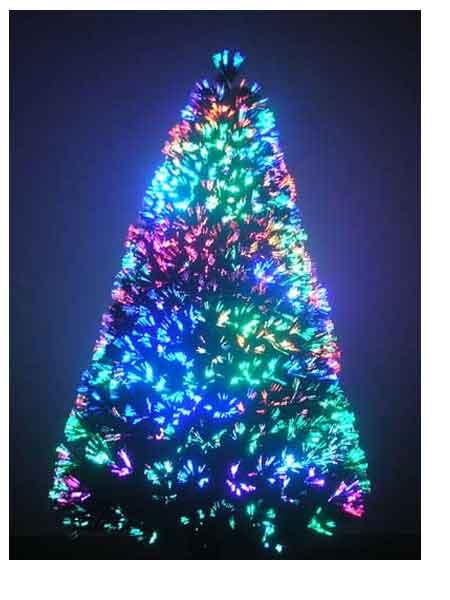 7 ft fiber optic christmas tree - 7 Ft Christmas Tree